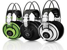 Auriculares Envolventes AKG Q701 High-Definition #Auriculares  http://www.mequedouno.com/