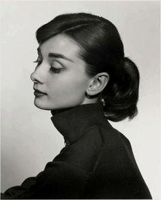 Audrey Hepburn. Los retratos de Yousuf Karsh
