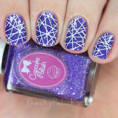 What's Up Nails Presents MoYou London: Holy Shapes Stamping Plate Review