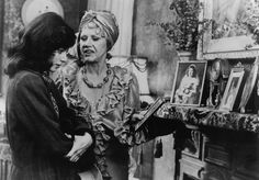 Debra Winger and Audra Lindley in Cannery Row Debra Winger, Cannery Row, Mary Margaret, Old Movies, Classic Movies, Old Women, Actresses, Lady, People