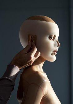 Elena Anaya in La Piel Que Habito by Pedro Almodóvar, 2011 - Plastic face