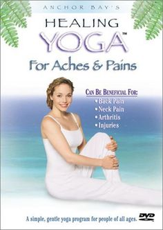 Healing Yoga for Aches and Pains DVD ~ Charles Matkin, http://www.amazon.com/dp/B00006JDS0/ref=cm_sw_r_pi_dp_lIsnrb1YMPBHF