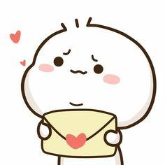 Cute Bunny Cartoon, Cute Cartoon Images, Cute Cartoon Drawings, Cute Kawaii Drawings, Girl Cartoon, Anime Stickers, Cute Stickers, Whatsapp Png, Cute Easy Drawings