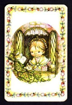70s-LEE-Swap-Card-Cute-Girl-at-Window-BLANK-BACK