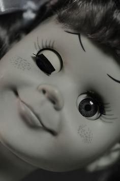 Twilight Zone Talky Tina prop replica doll by BifBangPow