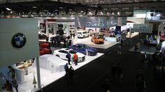 Primer día en el Qatar Motor Show