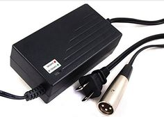 LotFancy 36V 15A 1500mA Electric Bike Motor Scooter Battery Charger Power Supply Adapter For Razor MX500 Dirt Rocket Schwinn ST1000 XTreme X600 Mongoose M750 IZIP I750 IZIP I600 GT GT750 ** Be sure to check out this awesome product. Note: It's an affiliate link to Amazon