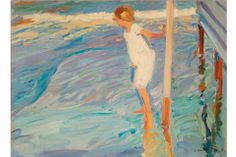Christie's announces Sale of 19th century Art including a beach painting by Sorolla