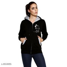 Sweatshirts Women's Printed  Sweatshirts Fabric: Cotton Blend Sleeve Length: Long Sleeves Pattern: Printed Multipack: 1 Sizes: S (Bust Size: 34 in Length Size: 23 in Waist Size: 25 in Hip Size: 37 in)  M (Bust Size: 36 in Length Size: 24 in Waist Size: 27 in Hip Size: 39 in)  L (Bust Size: 38 in Length Size: 25 in Waist Size: 29 in Hip Size: 41 in)  XL (Bust Size: 40 in Length Size: 26 in Waist Size: 31 in Hip Size: 43 in)  XXL (Bust Size: 42 in Length Size: 27 in Waist Size: 33 in Hip Size: 45 in) XXXL (Bust Size: 44 in Length Size: 28 in Waist Size: 33 in Hip Size: 47 in) 4XL (Bust Size: 46 in Length Size: 29 in Waist Size: 33 in Hip Size: 49 in) 5XL (Bust Size: 48 in Length Size: 30 in Waist Size: 33 in Hip Size: 50 in) Country of Origin: India Sizes Available: S, M, L, XL, XXL, XXXL, 4XL, 5XL   Catalog Rating: ★4.1 (467)  Catalog Name: Urbane Fashionable Women Sweatshirts CatalogID_1532122 C79-SC1028 Code: 144-8914950-4011