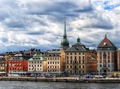 landscape Stockholm ...  ancient, arch, architectural, architecture, blue, brick, building, capital, castle, center, city, cityscape, classic, column, culture, day, europe, european, famous, hall, historical, landmark, landscape, monument, museum, north, old, palace, people, red, royal, scandinavia, sightseeing, sky, square, stockholm, style, summer, sweden, tourism, tourist, town, travel, view