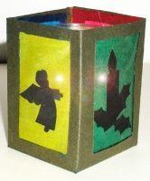 Afocal Bretagne. Un lanterne pour décorer les pièces de l'accueil de loisirs, ou pour ramener chez soi.