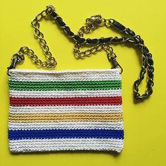Ravelry: HBC Mini Bag pattern by HANK & HOOK
