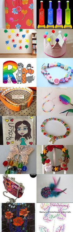 Colourful Creations - I Heart Scotland by Carol Christie on Etsy--Pinned with TreasuryPin.com