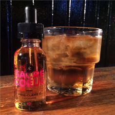 Smooth like bourbon. #ArtistCollection #Vaponaute  #NJOY #NJOYVape #vape #vapelife #vapelyfe #vaping #vapor #ecig #eliquid #vaping #vapefriends #vapenation #vapeon #vapelove #flavors #SacreCoeur #bourbon