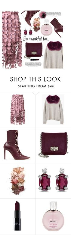"""yourself"" by nataskaz ❤ liked on Polyvore featuring Loewe, MANGO, Altuzarra, Lanvin, Sigma, Concord, BillyTheTree and Chanel"