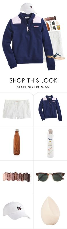 """""""Set 1"""" by lacrosse-19 ❤ liked on Polyvore featuring J.Crew, S'well, Dove, Urban Decay, Ray-Ban, Southern Proper, Christian Dior, Jack Rogers and hallies_spring_contest"""
