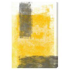 Evolving Present Canvas Print, Oliver Gal