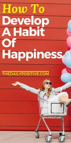 Happiness is a feeling we all want to enjoy. We want happiness to absorb into every part of our beings. We want the feeling to last.