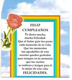 Feliz Cumpleanos Sobrina Hermosa | una tarjeta de cumpleaños o una postal para celebrar este dia tan