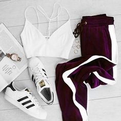 The most current dancewear and good leotards, swing transfer, valve and dance trainers, hip-hop attire, lyricaldresses. Teen Fashion Outfits, Swag Outfits, Dance Outfits, Outfits For Teens, Sport Outfits, Girl Fashion, Sporty Fashion, Mod Fashion, Sporty Chic