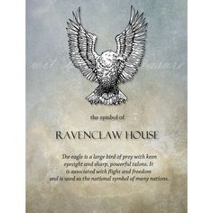 ravenclaw pride. BOOKS HP Ravenclaw ❤ liked on Polyvore featuring ravenclaw