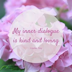 By #louisehay #affirmation