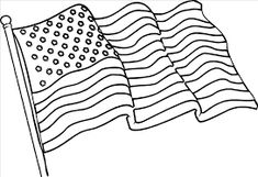 Mexican Flag Eagle Coloring Page New American Flag Drawing Black and White at Getdrawings American Flag Drawing, American Flag Coloring Page, New American Flag, American Flag Colors, Memorial Day Coloring Pages, Flag Coloring Pages, Coloring Pages For Girls, Printable Coloring Pages, Coloring Sheets