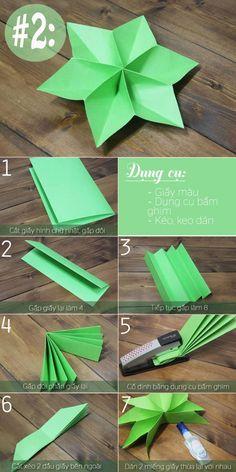 3 cách gấp hộp giấy siêu nhanh mà tiện lợi 2