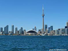 Toronto, Canada May 2013 photo by @Denise H. Tonin   Pinterest para Empresas #canada #toronto #nofilter