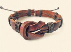 leather bracelet ropes