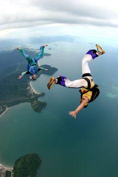 Skydive Ubatuba 2006 | Flickr - Photo Sharing!