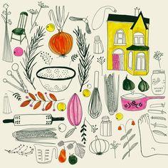 Illustration: Anisa Makhoul
