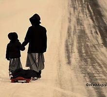 A Sister's Love...  by Diane Blastorah