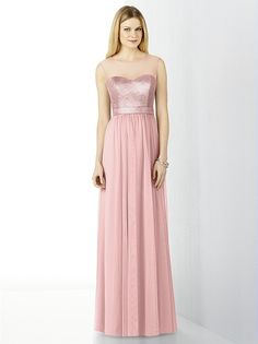Dessy Collection Bridesmaids Style 6726 http://www.dessy.com/dresses/bridesmaid/6726/#.VdXb3pBwZDs