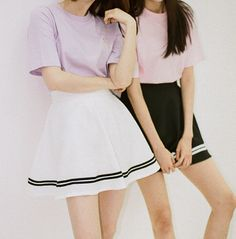 """use code: """"puririnhime"""" to get 10% OFF everytime you shop at www.sanrense.com Lovely students navy skirt"""