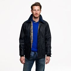 Barbour® equestrian Bedale jacket - J.Crew in good company - Men's outerwear - J.Crew