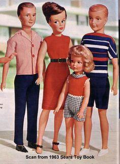Vintage Doll Collector.com: Ideal's Vinyl Dolls