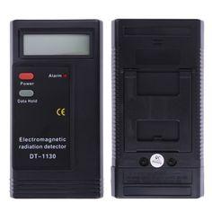 Alta Calidad LCD Digital Detector de Radiación Electromagnética EMF Meter Dosímetro Probador de Medición de La Radiación