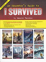 Reading Comprehension Printable for the I Survived Series