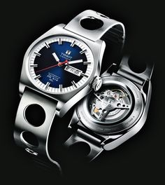 #BaselWorld2012: Introducing The #Tissot Heritage PR 516