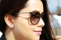 #RayBan 4171 #Women's Erika Wayfarer Sunglasses Sale price is S$96.88…………Shop Today!!!
