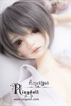 Amethyst, 64cm Ring Doll - BJD Dolls, Accessories - Alice's Collections