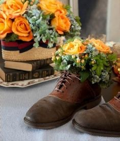 FATHER'S DAY SHOE PLANTERS