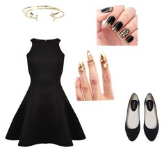 """Untitled #2"" by chloestormgaard-i on Polyvore featuring Ted Baker, Wet Seal, Aéropostale and Bijules"