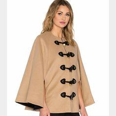 Spotted while shopping on Poshmark:  Rachel Zoe Cape! #poshmark #fashion #shopping #style #Rachel Zoe #Jackets