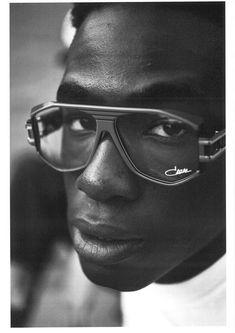 d5d0ce8a732b Fresh to Death in Cazal Sunglasses - Old School Rap Sunglasses