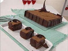 Recetas | Torta fudge de chocolate | Utilisima.com