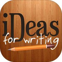 iDeas for Writing - Story Starter for your Book by SCVisuais