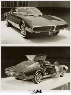 1966 Pontiac Banshee Concept