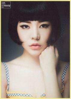 150821 'Lion Heart' OFFICIAL ALBUM PhotoBook SNSD Sunny